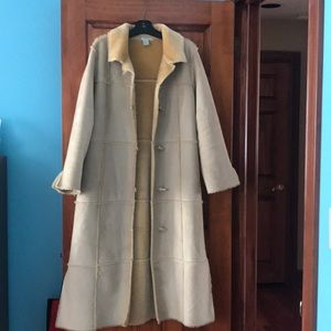 LH sport long winter dress coat